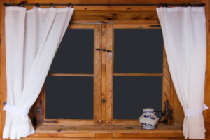 lesena okna cena